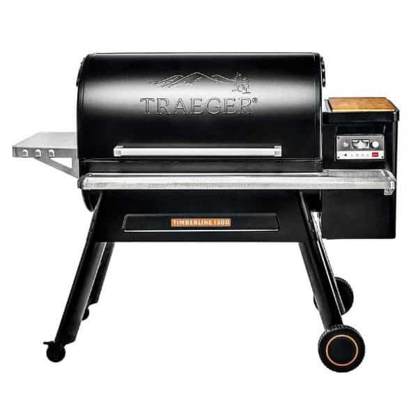 תמונת מוצר מעשנת בשר - Traeger טרייגר - דגם Timberline 850