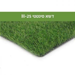 תמונה ראשית דשא סינטטי HOLLY דגם - H25