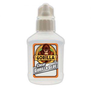 תמונה ראשית חדש! דבק גורילה שקוף רב שימושי 51 מ_ל Clear Gorilla Glue