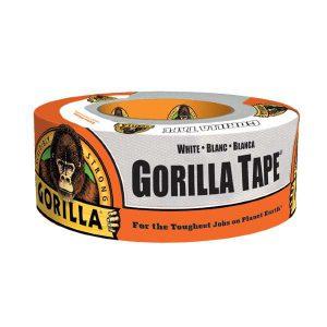 תמונה ראשית חדש! סרט הדבקה חבלה לבן גורילה סופר חזק Gorilla Tape 48mmX9