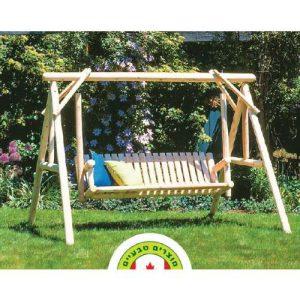 תמונה ראשית נדנדת גן אביגיל דגם - הילה