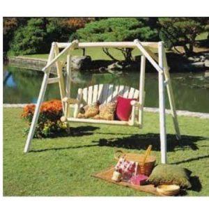 תמונה ראשית נדנדת גן אביגיל דגם - כרמל