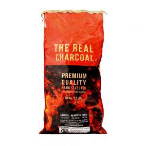 תמונה ראשית פחם למעשנה The Real Charcoal - פחם פרימיום