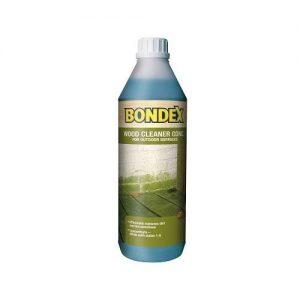 תמונה ראשית קלינר לעץ BONDEX דגם - WOOD CLEANER CONC