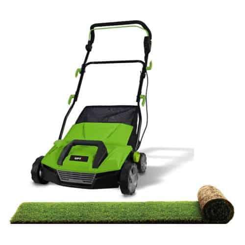תמונה ראשית שואב לדשא סינטטי חשמלי 1600W TO114 GPT- מסרק