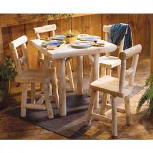 תמונה ראשית שולחן אוכל אביגיל דגם - צבי
