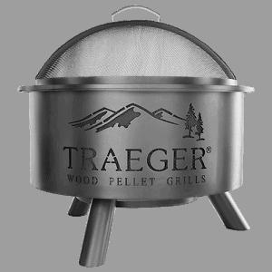 תמונה ראשית מעשנת בשר Traeger דגם - FirePit