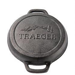 תמונה ראשית מחבת יציקת ברזל - מחולקת טרייגר TRAEGER