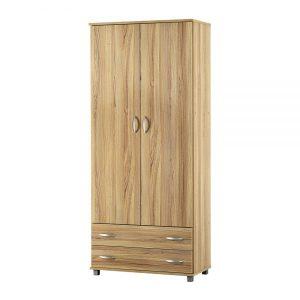 תמונה ראשית ארון 2 דלתות + 2 מגירות-דגם 606