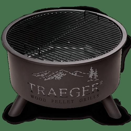 תמונה 2  מעשנת בשר Traeger דגם - FirePit