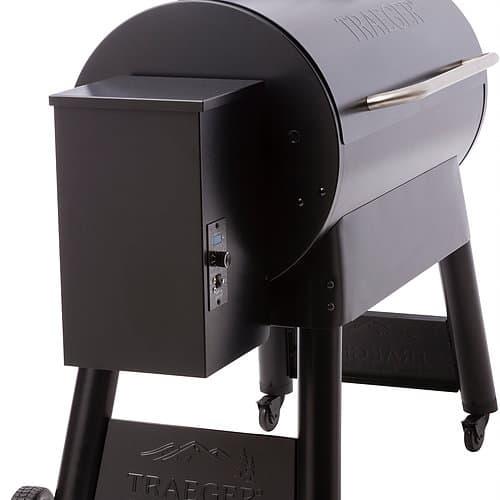 תמונה 4  מעשנת בשר Traeger דגם - Pro 34