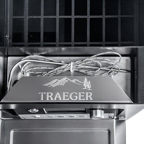 תמונה 3  מעשנת בשר Traeger דגם - Timberline 850