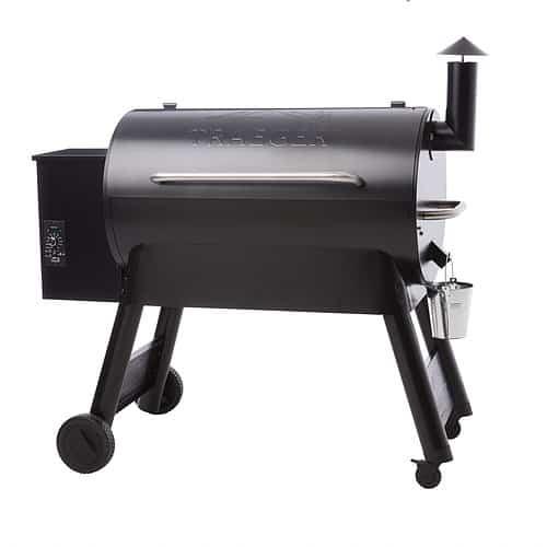 תמונה ראשית מעשנת בשר Traeger דגם - Pro 34