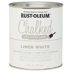 תמונה ראשית צבע גיר שאבי שיק Linen White