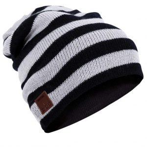 תמונה ראשית BT CHILL – כובע צמר עם אוזניות בלוטוס