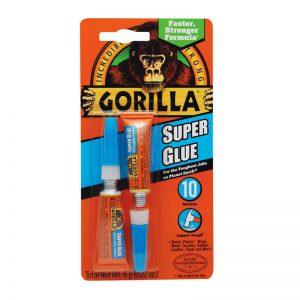 תמונה ראשית דבק גורילה סופר גלו מחוזק 6 גרם (זוג) Gorilla Glue