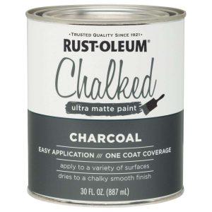 תמונה ראשית צבע גיר שאבי שיק Charcoal