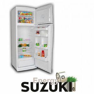 תמונה ראשית מקרר מקפיא עליון 345 ליטר SUZUKI Energy SZ-DF390W צבע לבן