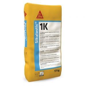 תמונה ראשית תערובת צמנטית - Sika סיקה - דגם sikalastic K1