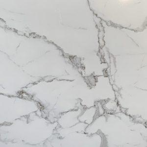 פלטה חיפוי קיר – Better Wall בטר וול – דגם QM – 9006 White Marbel