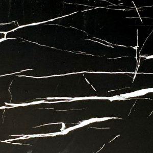 פלטה חיפוי קיר - Better Wall בטר וול - דגם QM - 9006 Black Marbel