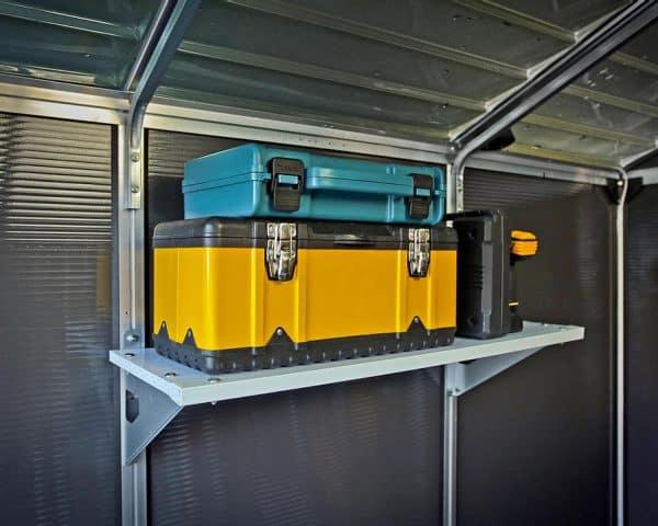 תמונה 5 מחסן גינה - Palram פלרם - דגם 5×6 רוביקון