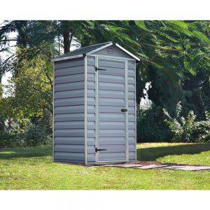 תמונה 2 מחסן גינה – Palram פלרם – דגם 4X3 סקיילייט