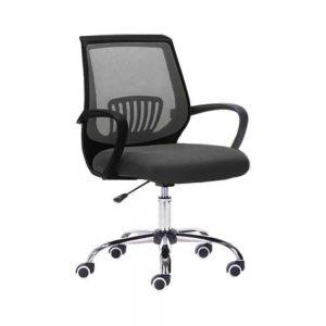 שחור כיסא משרדי - BestFur בסטפור - דגם Disco