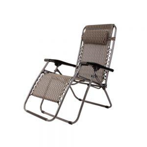 תמונה ראשית כיסא לאונג - CAMP & GO קאמפ אנד גו - 3 מצבים